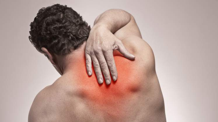 How To Deal With Upper Back Pain Between Shoulder Blades