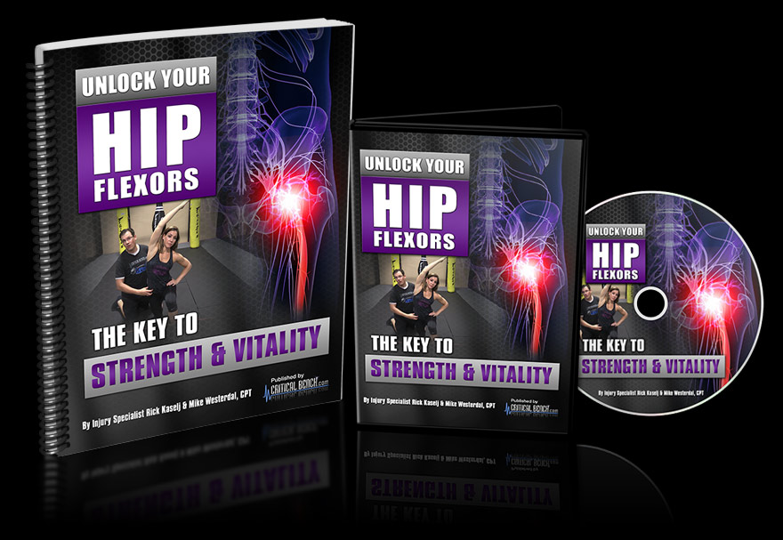 Unlock Your Hip Flexor