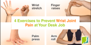 Importance of Wrist Pain Exercises