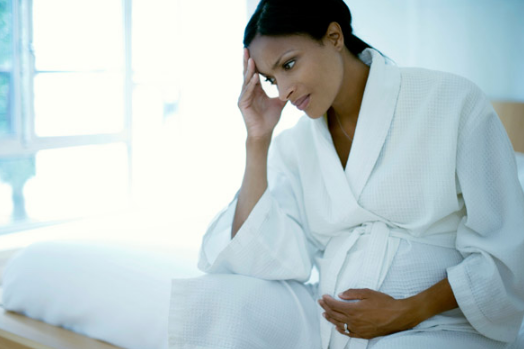 Migraines During Pregnancy When To Worry?!