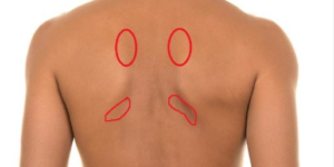 Pain Under Shoulder Blades In The Left and Right Side