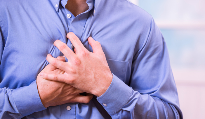 What Does Chest Pain Mean?