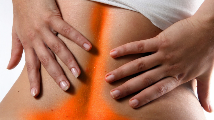 A back Pain Symptom May Appear In Other Areas