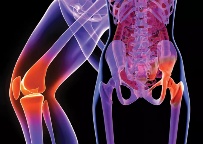 can hip pain cause knee pain