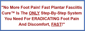 fast plantar fasciitis cure review