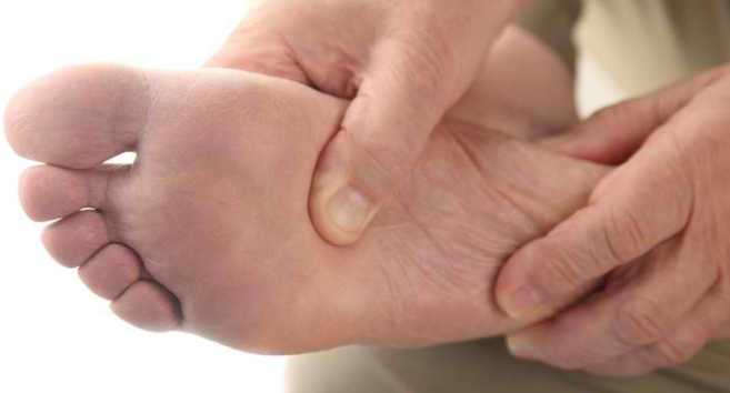 pain in heel causes and treatment