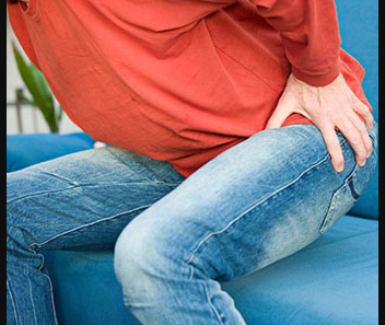 Hip Pain After Sitting Down