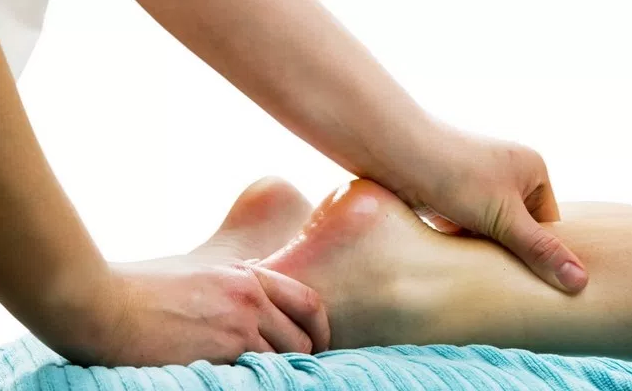 Ankle Pain Treatment at Home