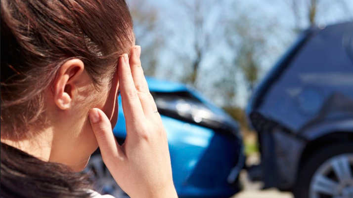 Headaches after Minor Car Accident