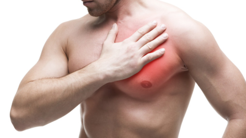 Chest Muscle Pain Causes