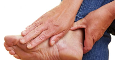 What Causes Pain in The Heel of The Foot