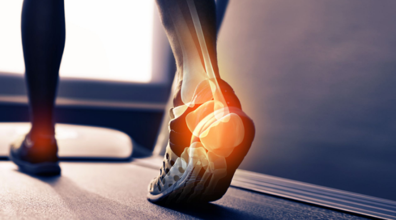 Causes of Ankle Pain and Swelling